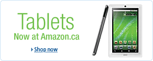 Tablets at Amazon.ca