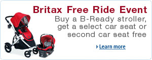 Britax Free Ride Promotion