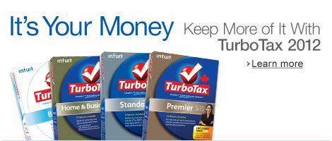 Turbo Tax 2012
