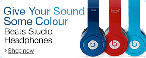 Beats Audio Colours at Amazon.ca
