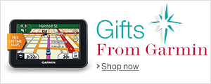 Gifts from Garmin