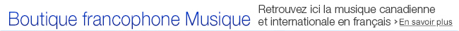 Musique francophone