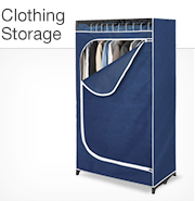 Clothing & Closet Storage