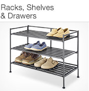 Racks, Shelves & Drawers