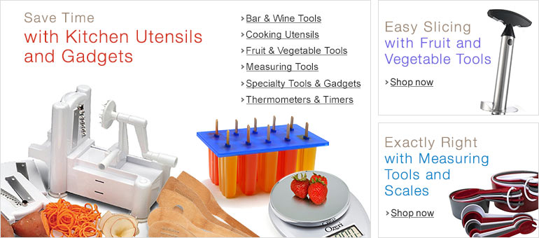 featured categories in kitchen utensils gadgets