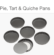 Pie, Tart & Quiche Pans