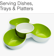 Serving Dishes, Trays & Platters