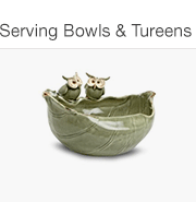 Serving Bowls & Tureens