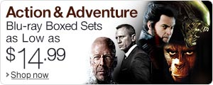 Deal of the Week: Action and Adventure Boxed Sets as Low as $14.99