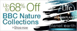 Up to 68% Off BBC Nature Collections