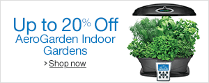 AeroGarden Indoor Gardens