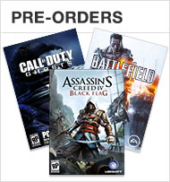 Pre-orders