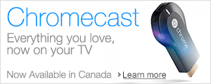 Chromecast Launch Roto