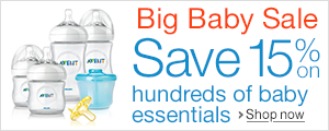 Big Baby Sale: Over 1,000 items on sale