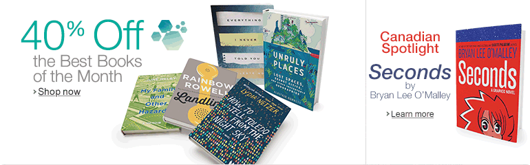 40% Off the Best Books of July