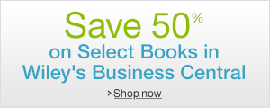 Save 50% on Select Books in Business Central