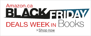 Black Friday Deals Week in Books