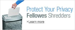 Fellowes Shredders