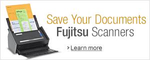 Fujitsu Scanners