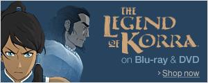 The Legend of Korra: Book 2 - Spirit