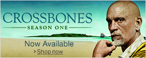 Crossbones: Season One is Now Available