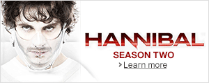 Hannibal: Season 2 Now Available