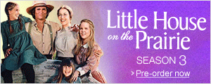 Pre-order Little House on the Prairie: Season 3