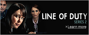 Line of Duty: Series 2 Now Available