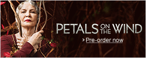 Pre-order Petals on the Wind