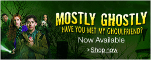 R.L. Stine's Mostly Ghostly: Have You Met My Ghoulfriend? is Now Available