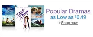Drama DVD's as Low as $6.49