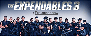 Pre-order The Expendables 3