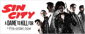 Pre-order Sin City: A Dame to Kill for
