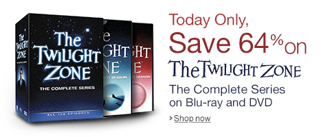 64% Off The Twilight Zone: The Complete Collection