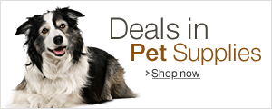 Deals in Pet Supplies