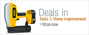 Deals in Tools & Home Improvement