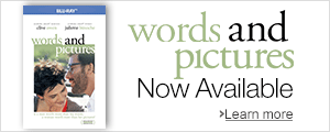 Words and Pictures is Now Available