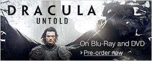Pre-order Dracula Untold