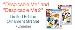 Despicable Me(Limited Edition Gift Set)