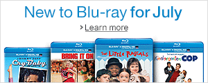 July Movies on Blu-ray for the First Time