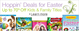 Up to 70% Off Kids and Family Titles