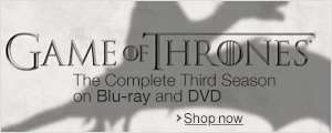 Game of Thrones: The Complete Third Season
