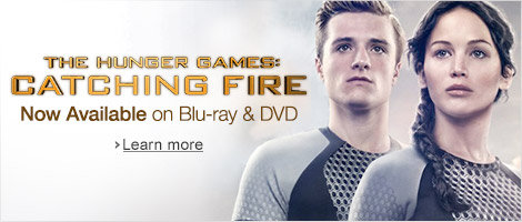 The Hunger Games: Catching Fire is Now Available