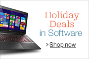 Software Holiday Deals