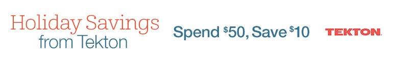 Bosch Holiday Savings