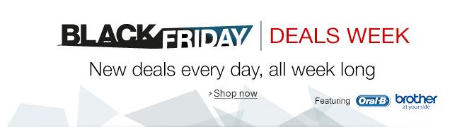 Black Friday Deals Week