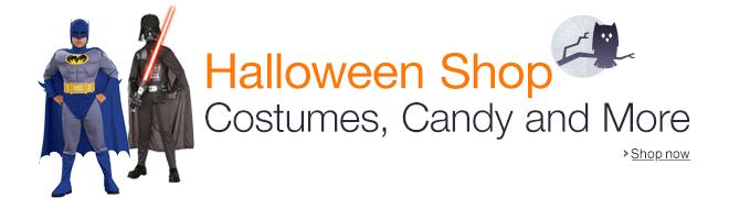 The HalloweenShop
