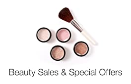 Savings and Sales in Beauty
