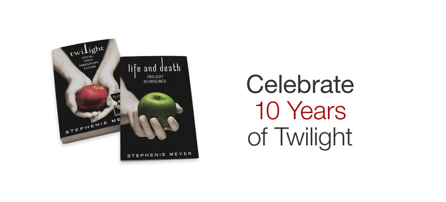 Twilight 10th Anniversary