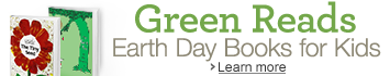Green Reads for Earth Day